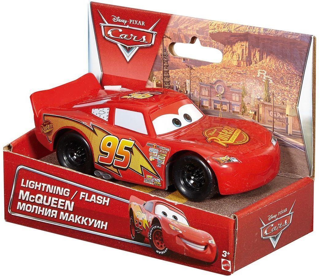Количка Mattel Disney Cars - Светкавицата МакКуин - 2