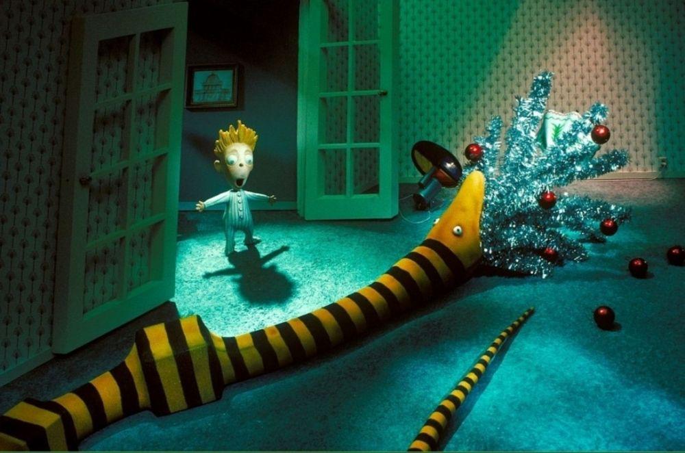 Кошмарът преди Коледа (Blu-Ray) - 9