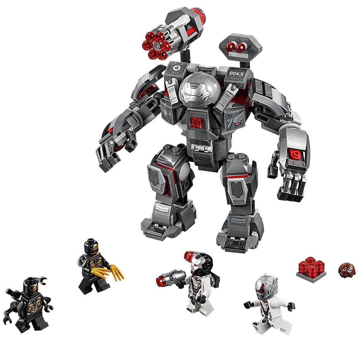 Конструктор Lego Marvel Super Heroes - War Machine Buster (76124) - 2