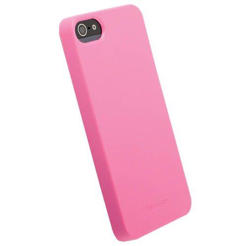 Krusell BioCover за iPhone 5 -  розов - 1