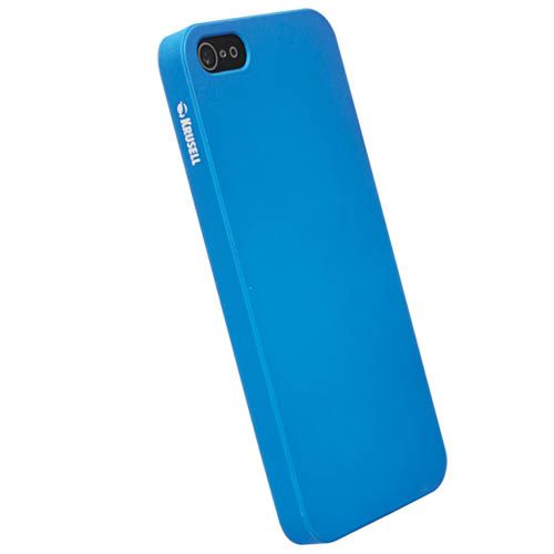 Krusell ColorCover за iPhone 5 -  син - 1
