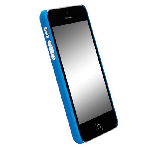 Krusell ColorCover за iPhone 5 -  син - 2