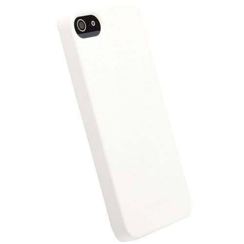 Krusell BioCover за iPhone 5 -  бял - 1