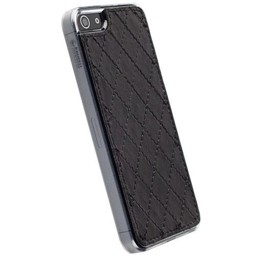 Krusell Avenyn Undercover за iPhone 5 -  черен - 1