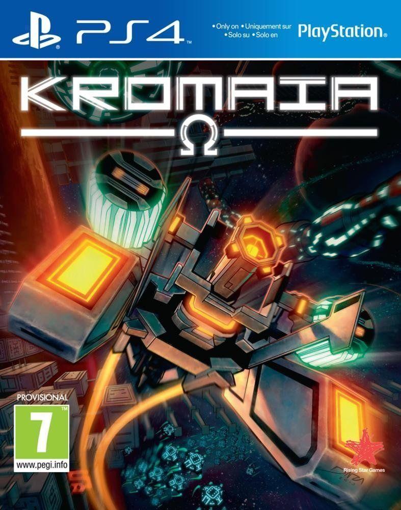 Kromaia Omega (PS4) - 1