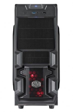 Кутия Cooler Master K380 - 3