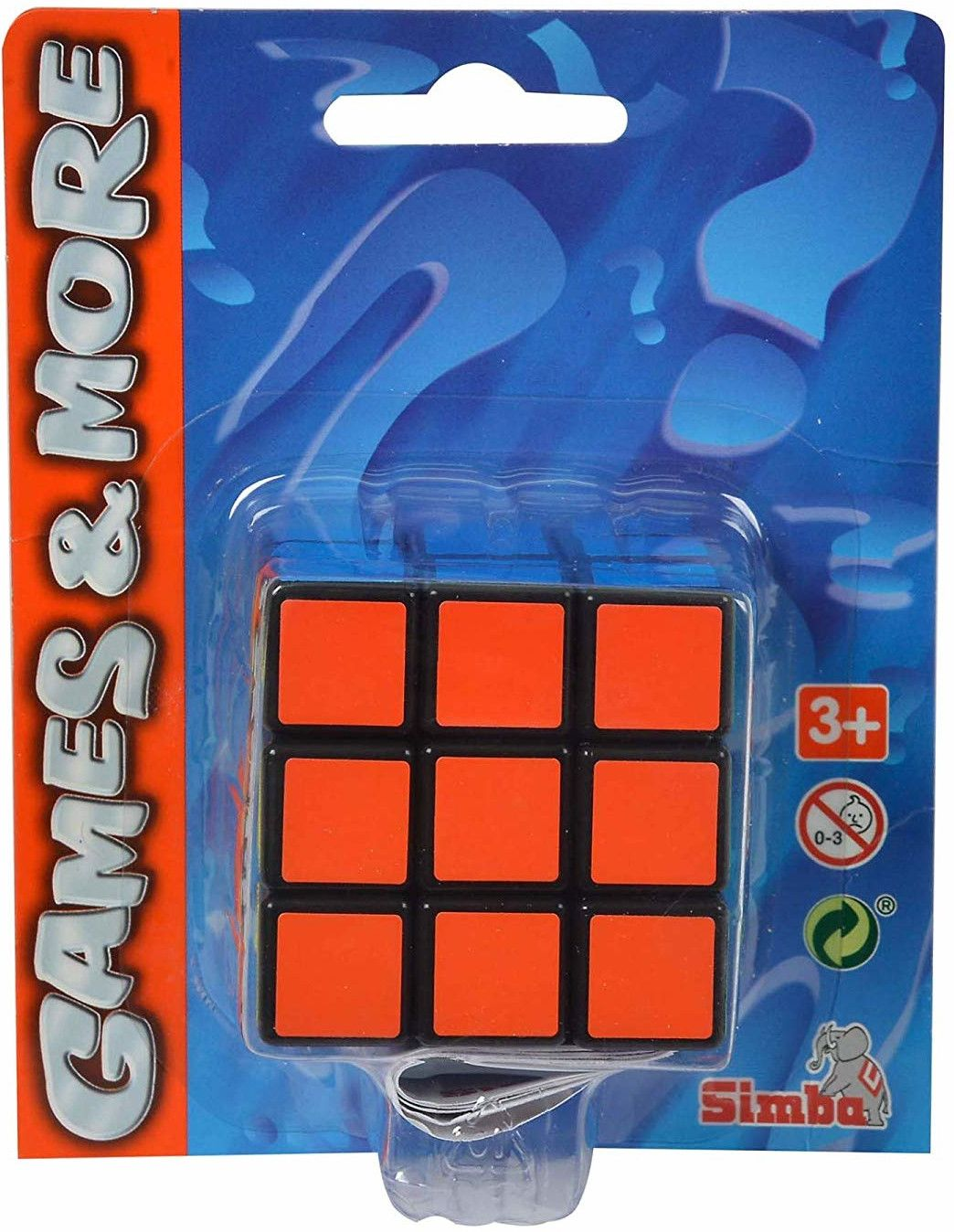 Кубче с трикове Simba Toys - Games and More - 3