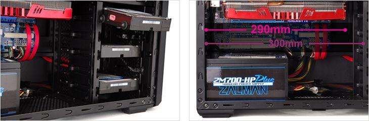 Кутия Zalman Z11 Plus - 5