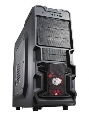 Кутия Cooler Master K380 - 1