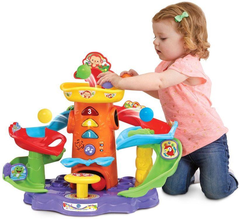 Детска играчка Vtech - Кула, с топки  - 3