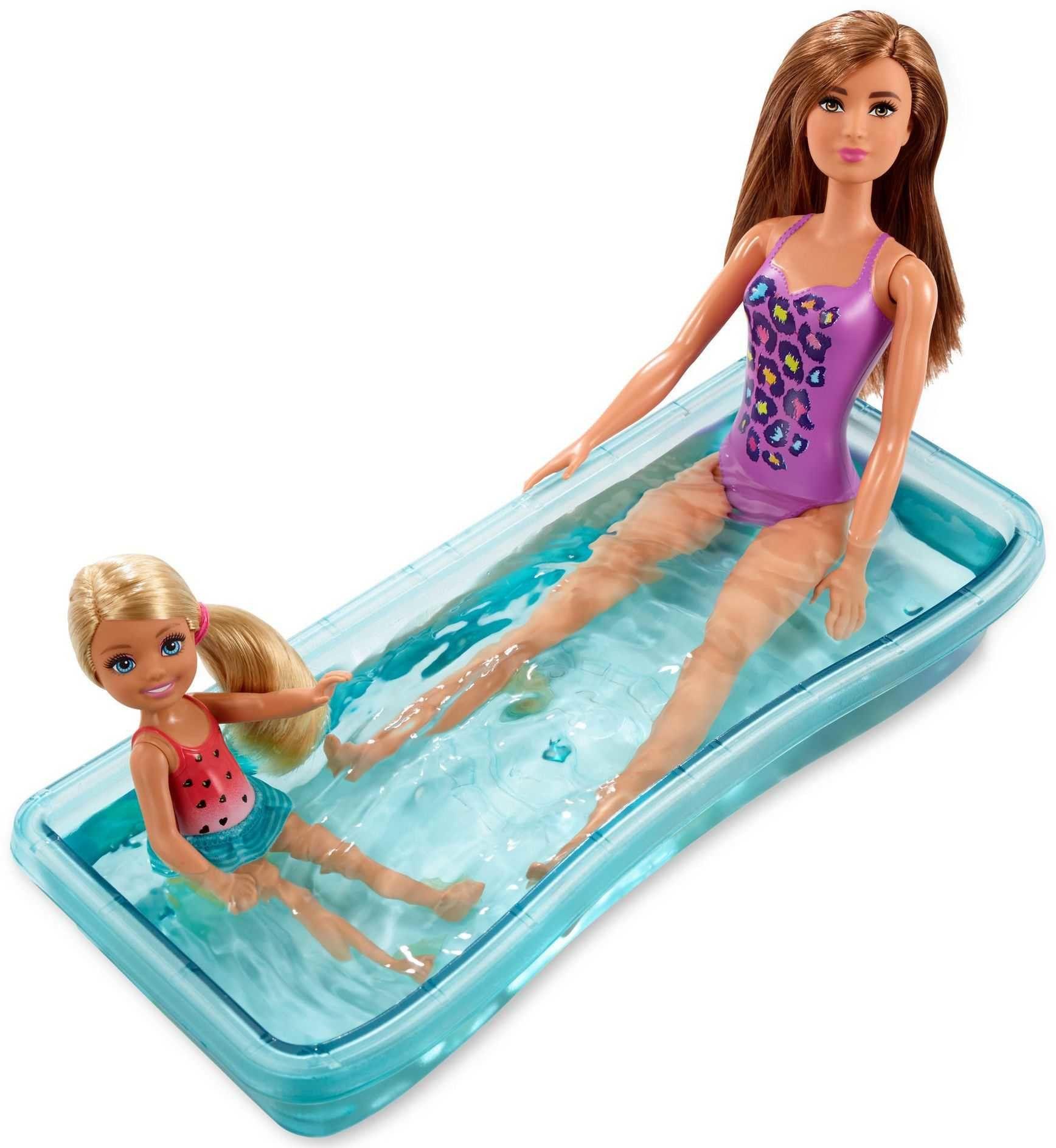 Игрален комплект Mattel Barbie - Къща за кукли - 4