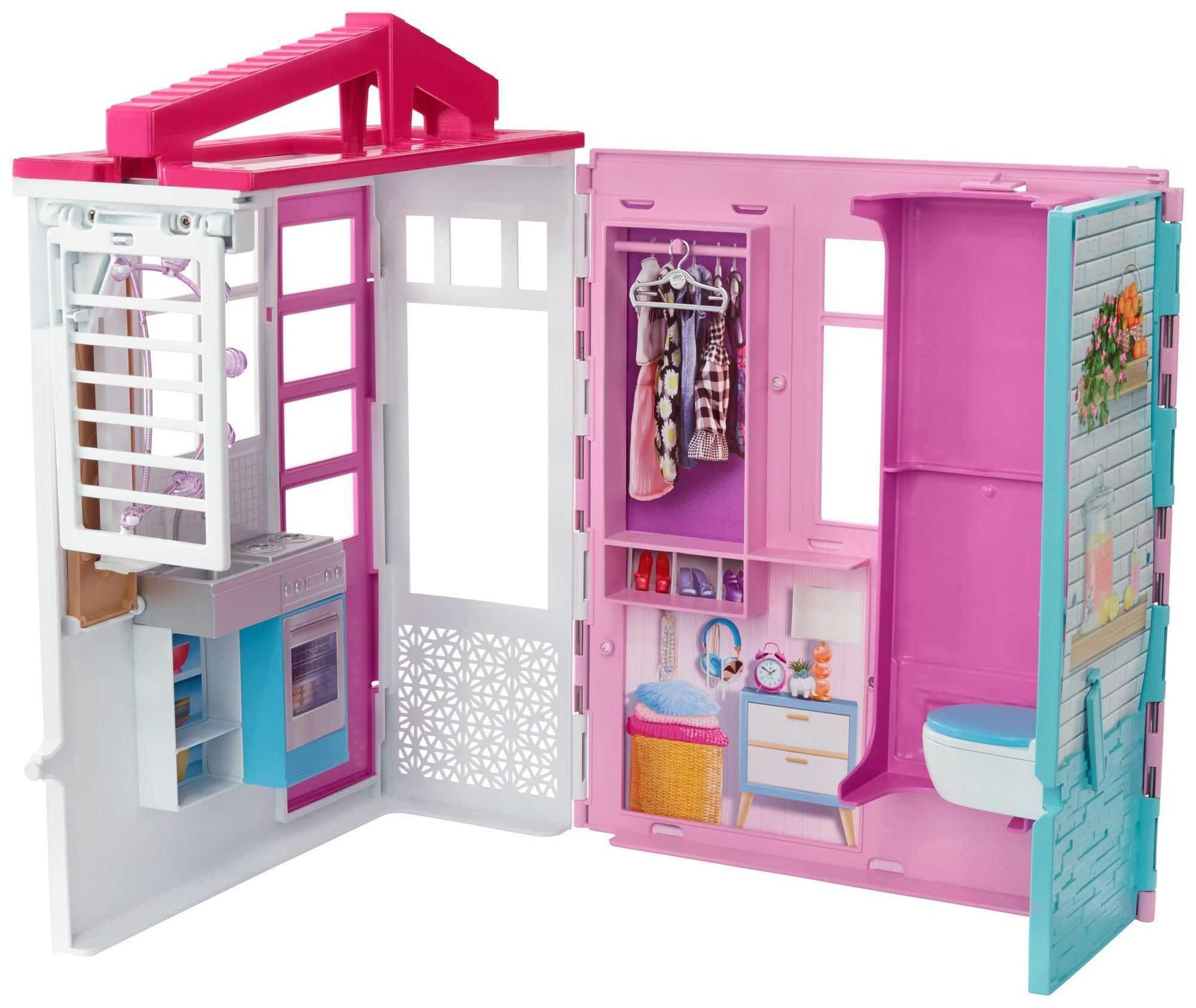 Игрален комплект Mattel Barbie - Къща за кукли - 2
