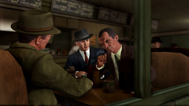 L.A. Noire (Xbox One) - 5