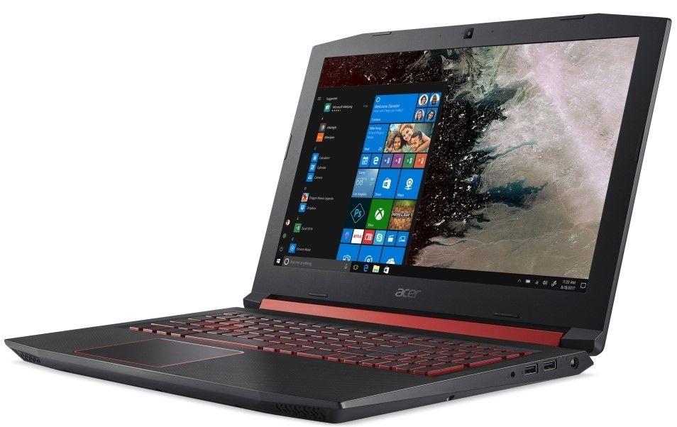 Лаптоп Acer Aspire Nitro 5, AN515-52-74XT - NH.Q3LEX.053, черен - 5