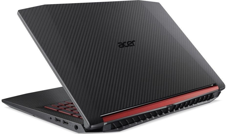 Лаптоп Acer Aspire Nitro 5, AN515-52-74XT - NH.Q3LEX.053, черен - 4