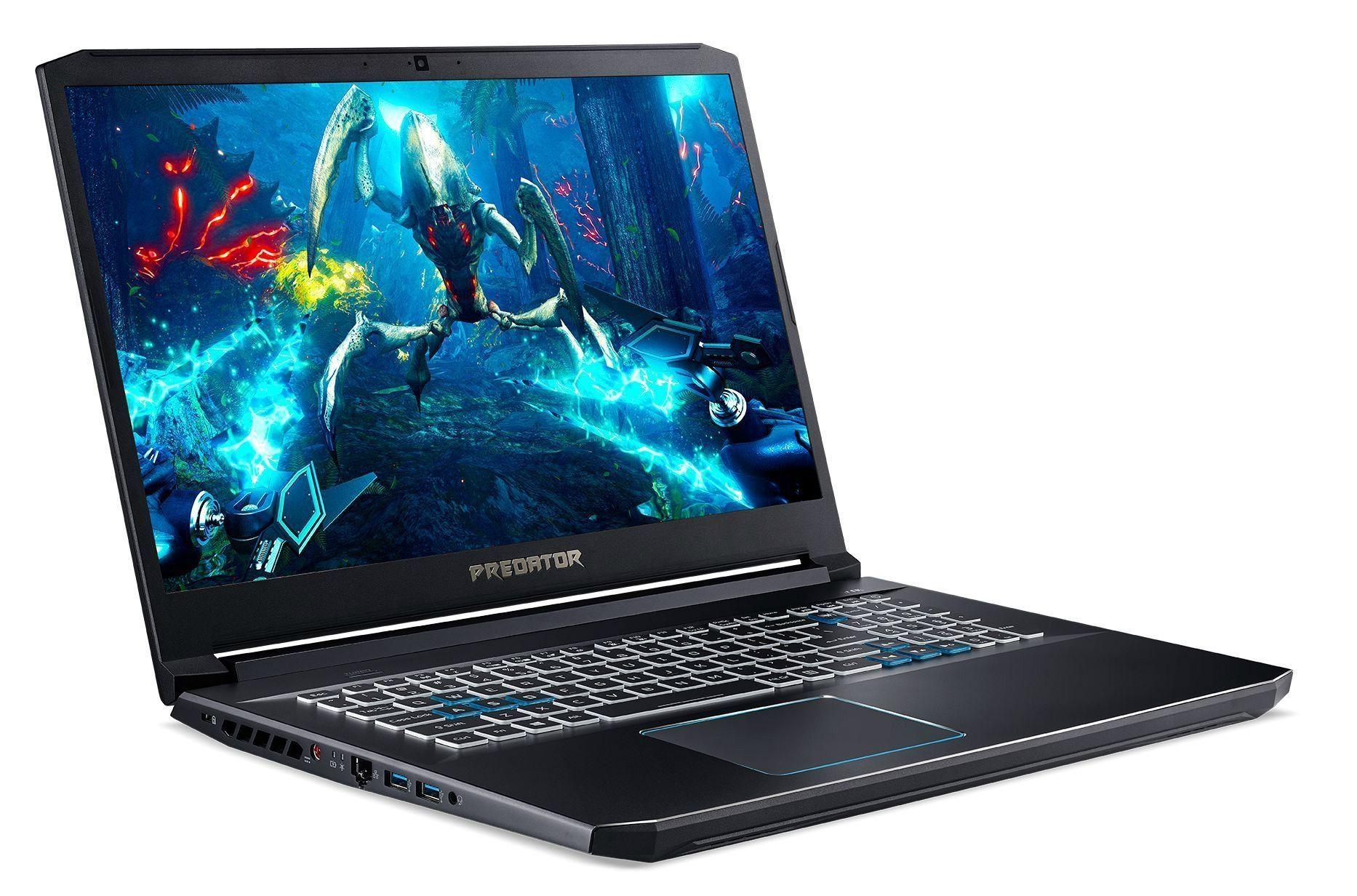 Лаптоп Acer Predator Helios 300 - NH.Q5REX.01C,черен - 3