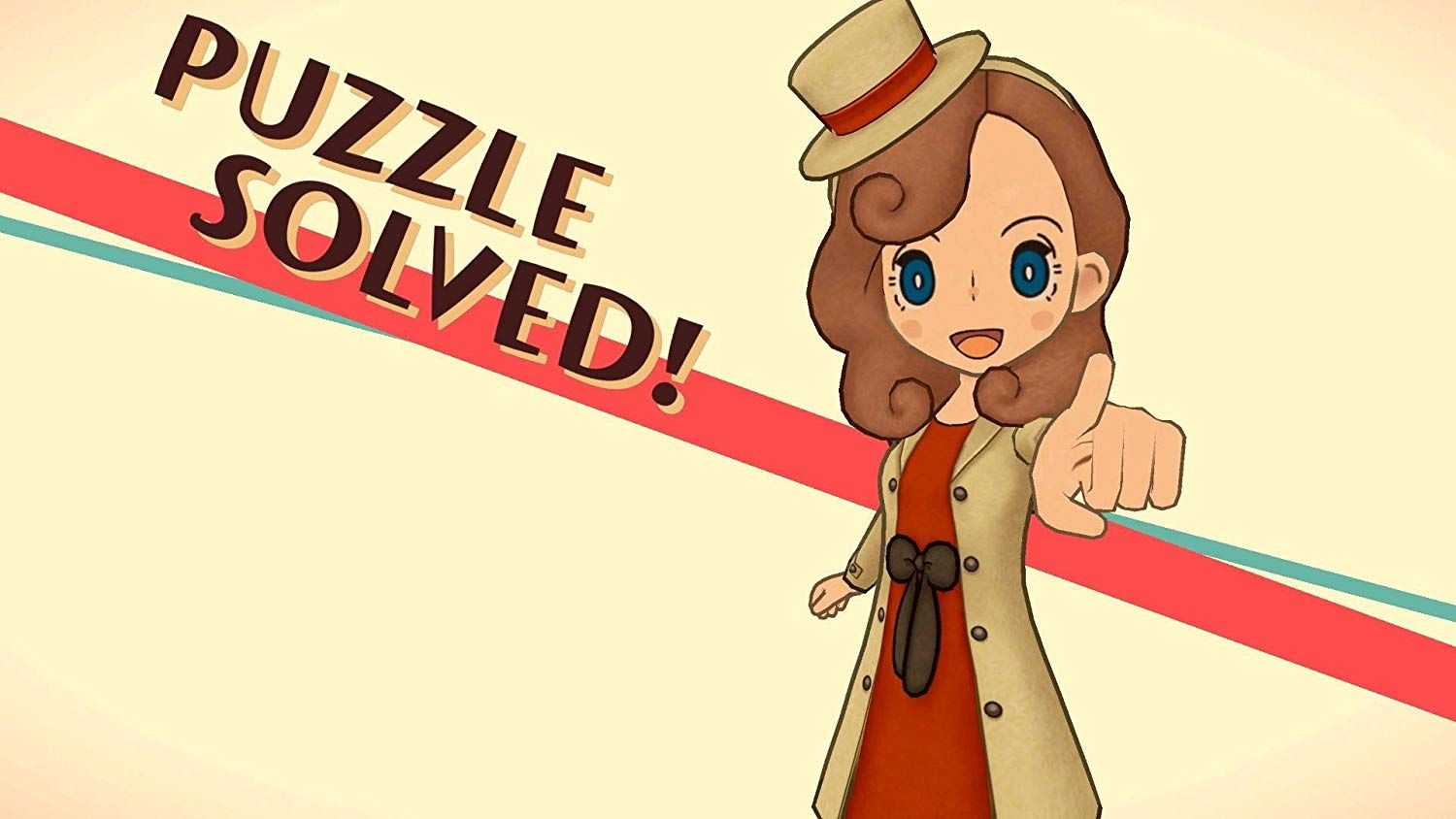Layton's Mystery Journey: Katrielle and the Millionaires' Conspiracy (Nintendo Switch) - 6