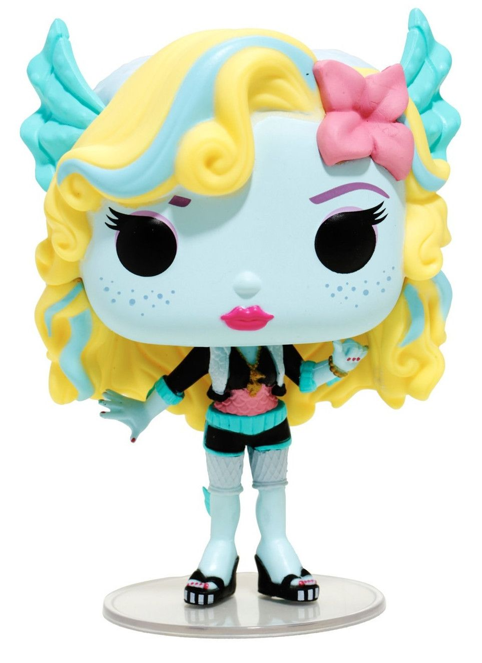 Фигура Funko Pop! Movies: Monster High - Lagoona Blue #373 - 2