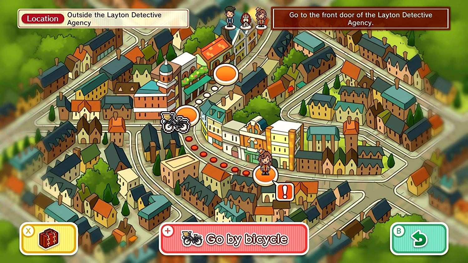 Layton's Mystery Journey: Katrielle and the Millionaires' Conspiracy (Nintendo Switch) - 7