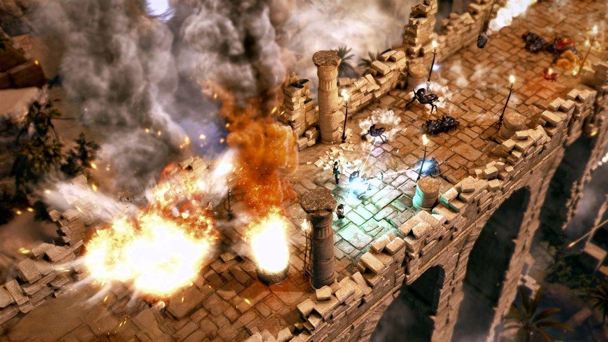 Lara Croft and The Temple of Osiris (PS4) - 5