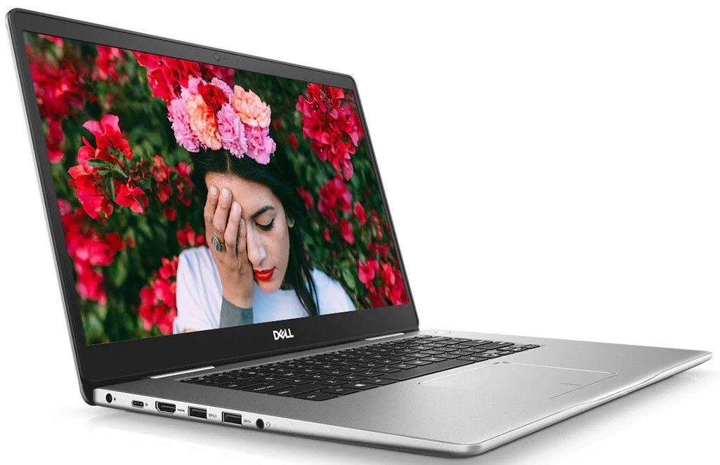 Лаптоп Dell Inspiron 7580 - 5397184240526, сребрист - 1