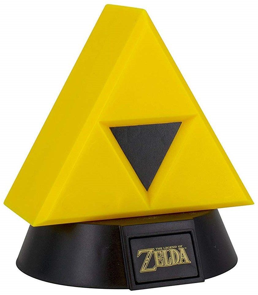 Мини лампа Paladone Nintendo The Legend of Zelda - Triforce, 10 cm - 1