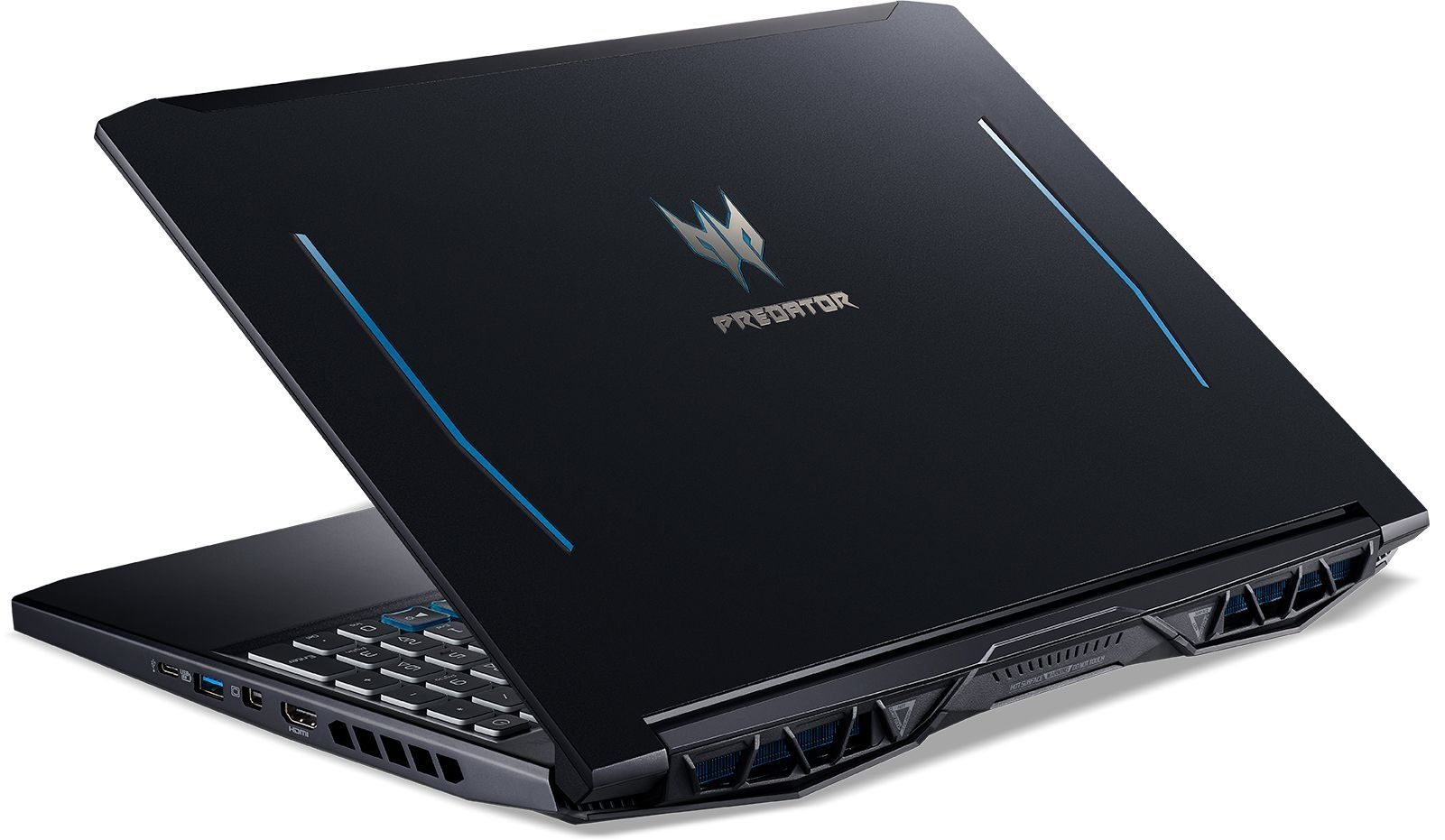 Гейминг лаптоп Acer Predator Helios 300 - PH317-53-72X3, 32GB, черен - 4