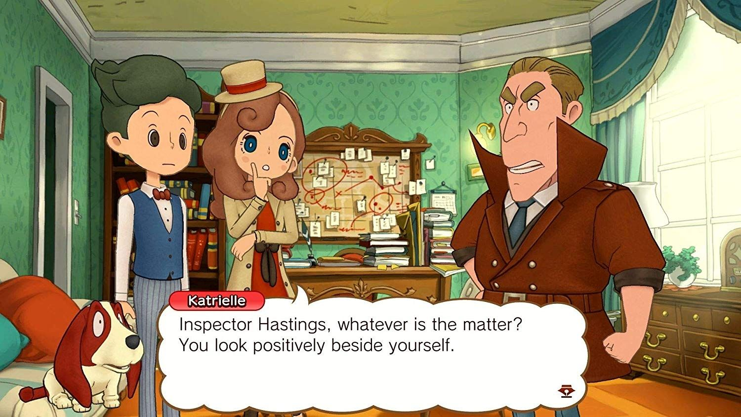 Layton's Mystery Journey: Katrielle and the Millionaires' Conspiracy (Nintendo Switch) - 4