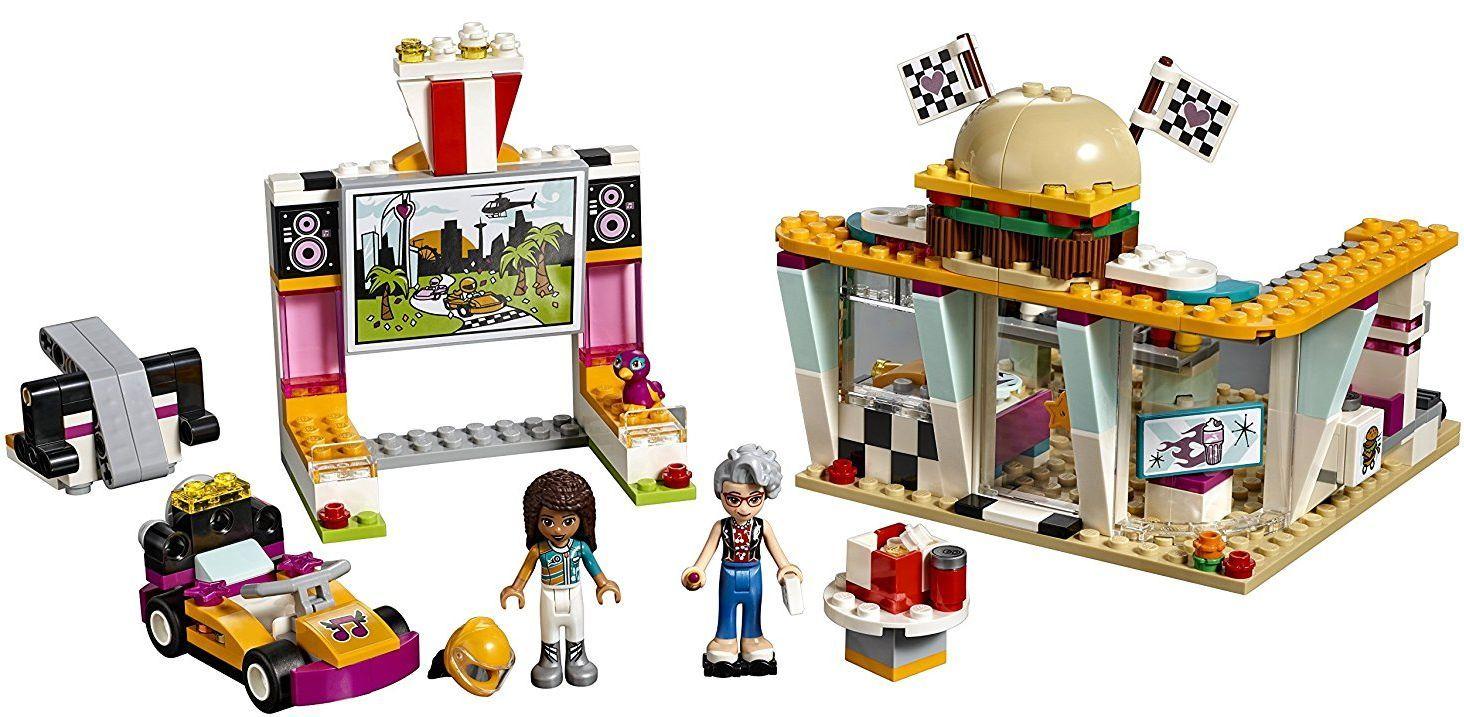 Конструктор Lego Friends - Дрифт вечеря (41349) - 3