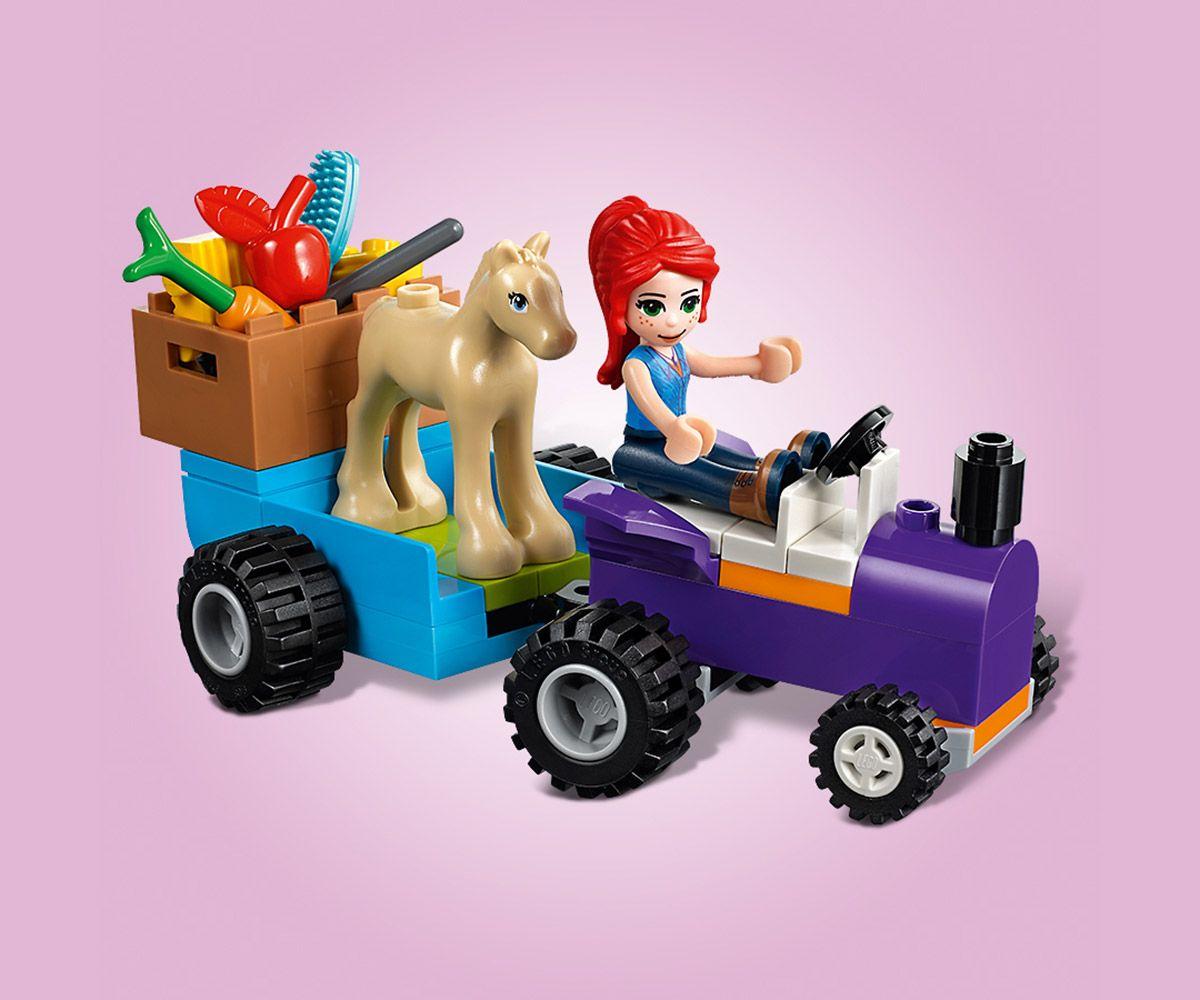 Конструктор Lego Friends - Конюшнята на Mia (41361) - 7