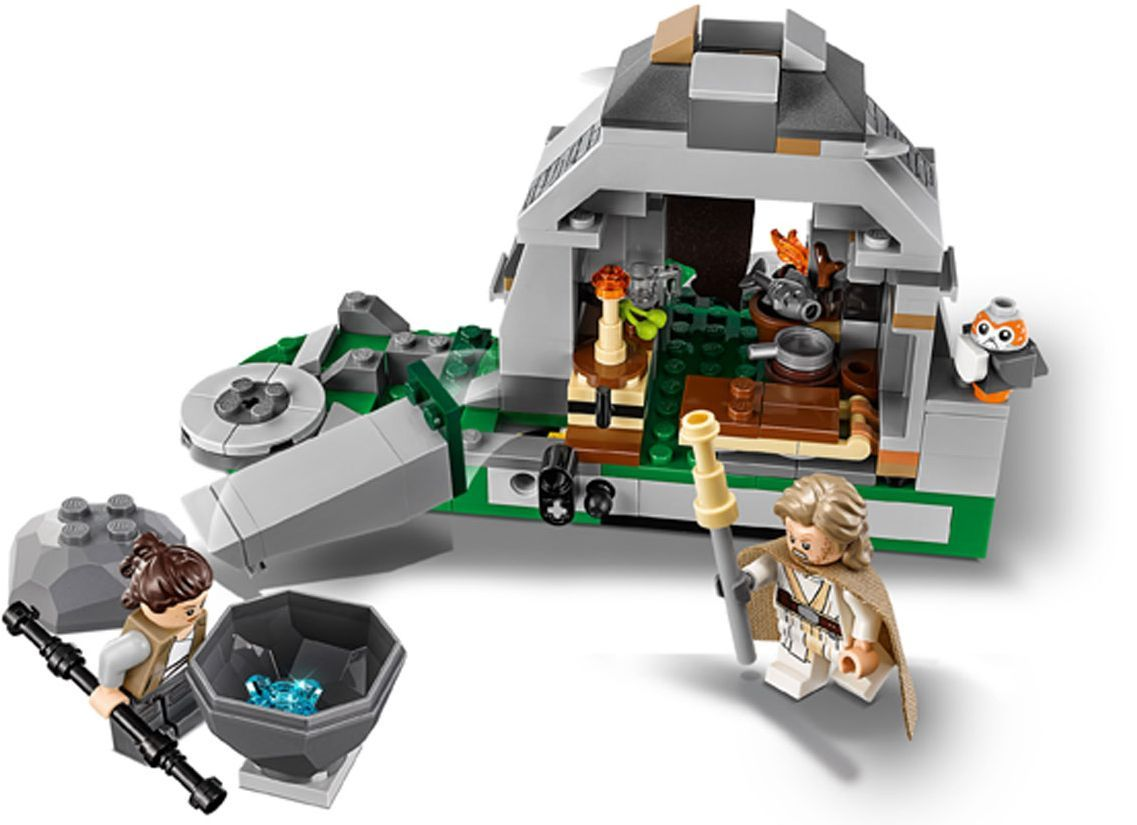 Конструктор Lego Star Wars - Ski Speeder™ vs. First Order Walker™ Microfighter (75195) - 5
