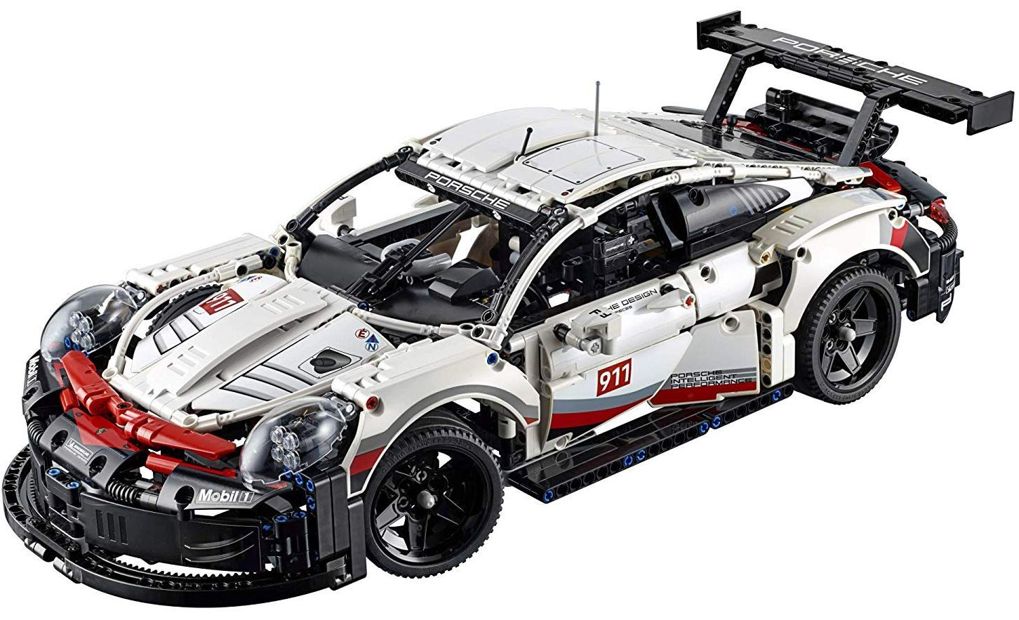 Конструктор Lego Technic - Porsche 911 RSR (42096) - 5
