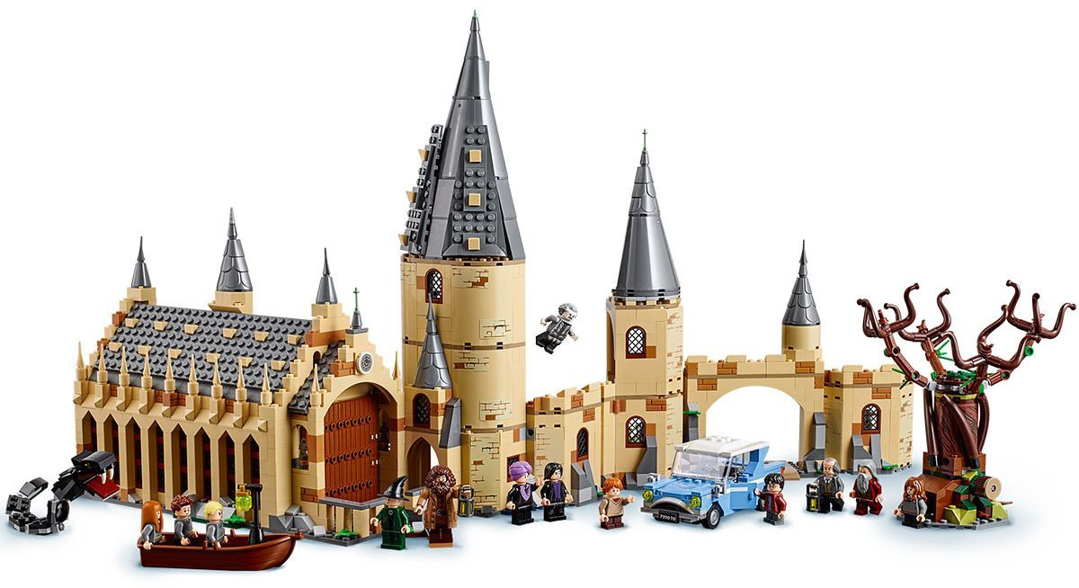 Конструктор Lego Harry Potter - Hogwarts™ Whomping Willow™ (75953) - 3