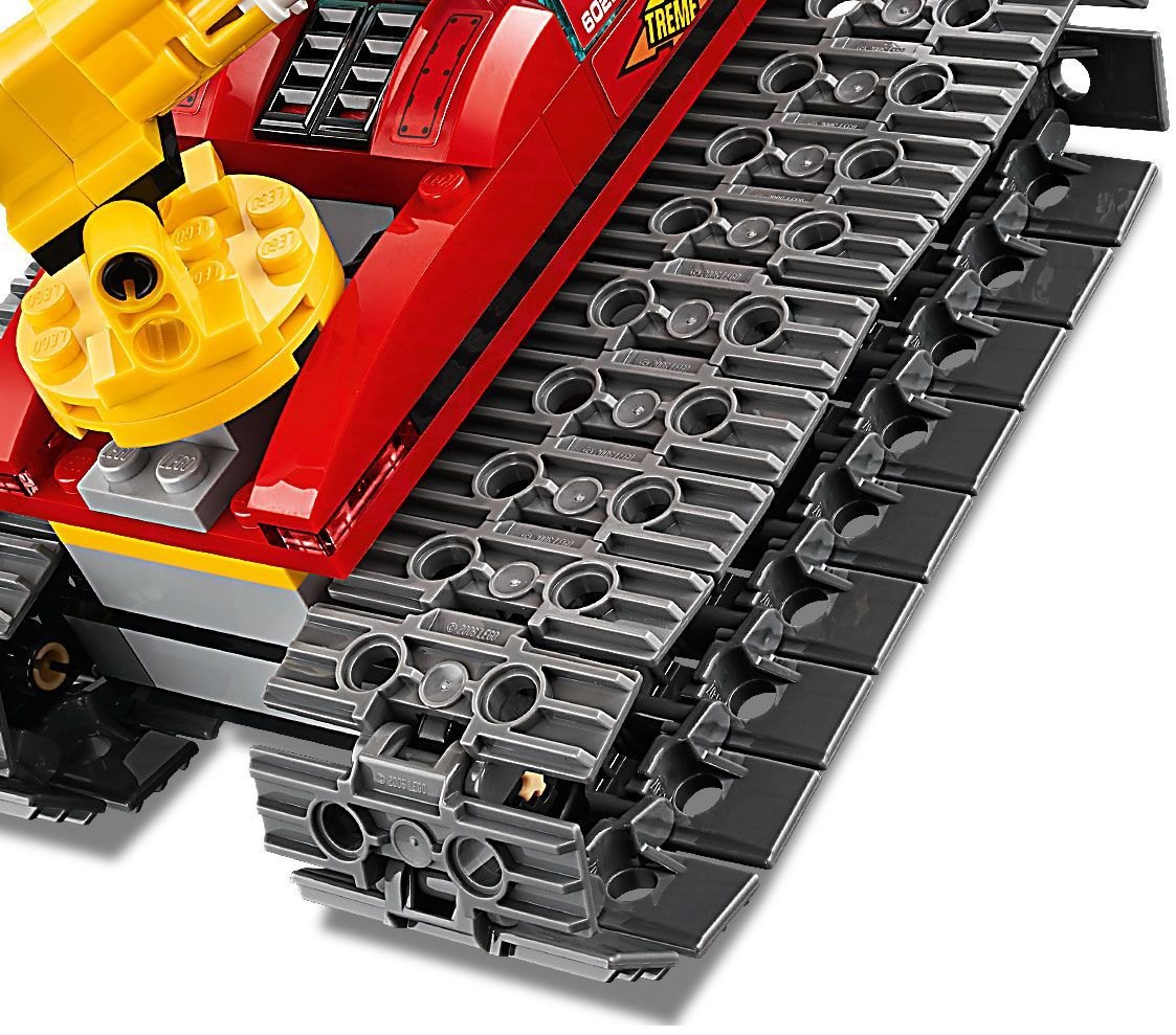 Конструктор Lego City - Ратрак (60222) - 3