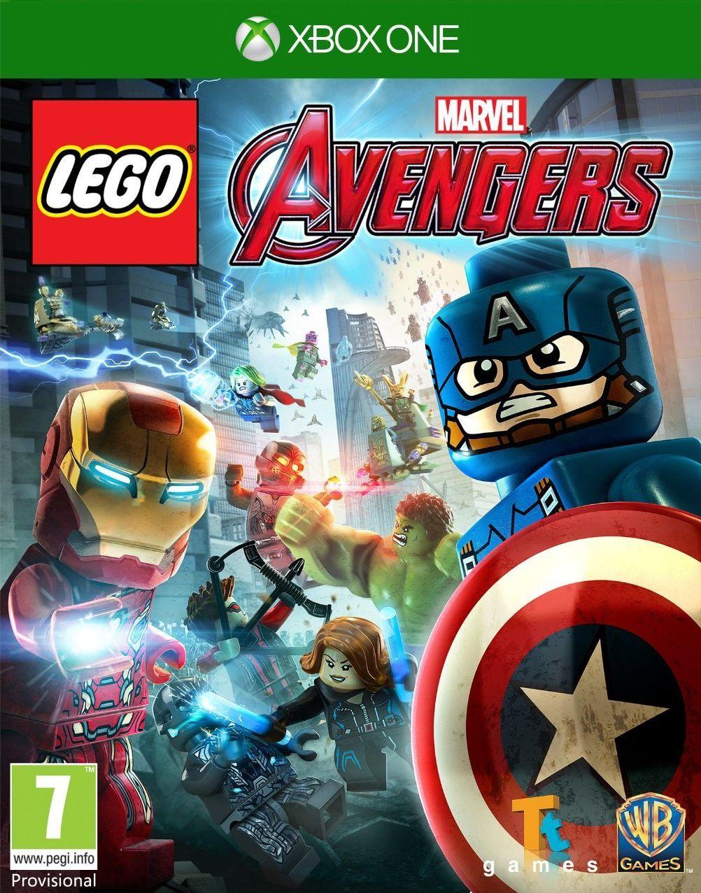 LEGO Marvel's Avengers (Xbox One) - 1