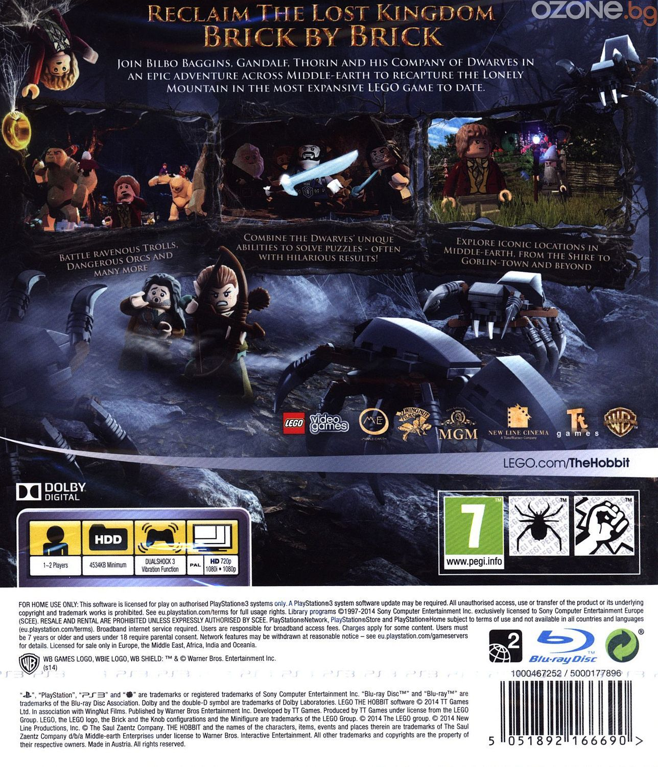LEGO The Hobbit (PS3) - 6