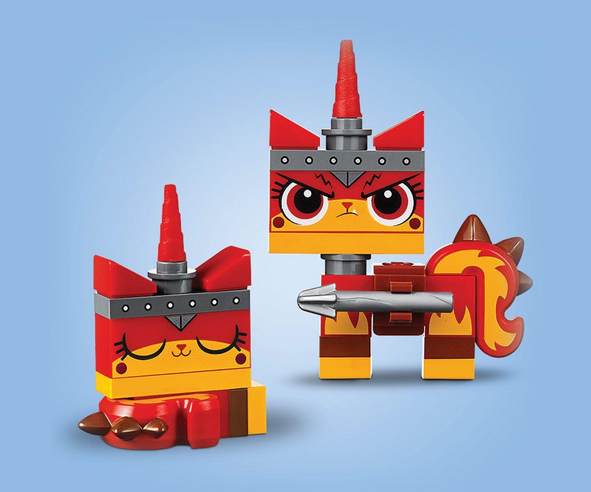 Конструктор Lego Movie 2 - Къща-мечта/ракета за бягство на Емет (70831) - 11