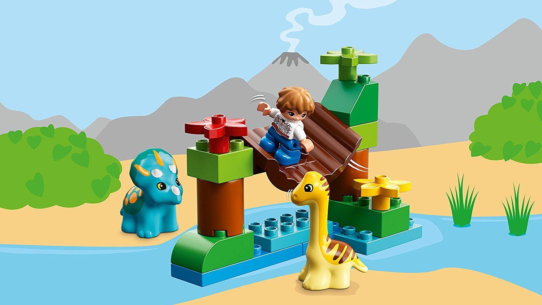 Конструктор Lego Duplo - Зоологическа градина за дружелюбни гиганти (10879) - 4