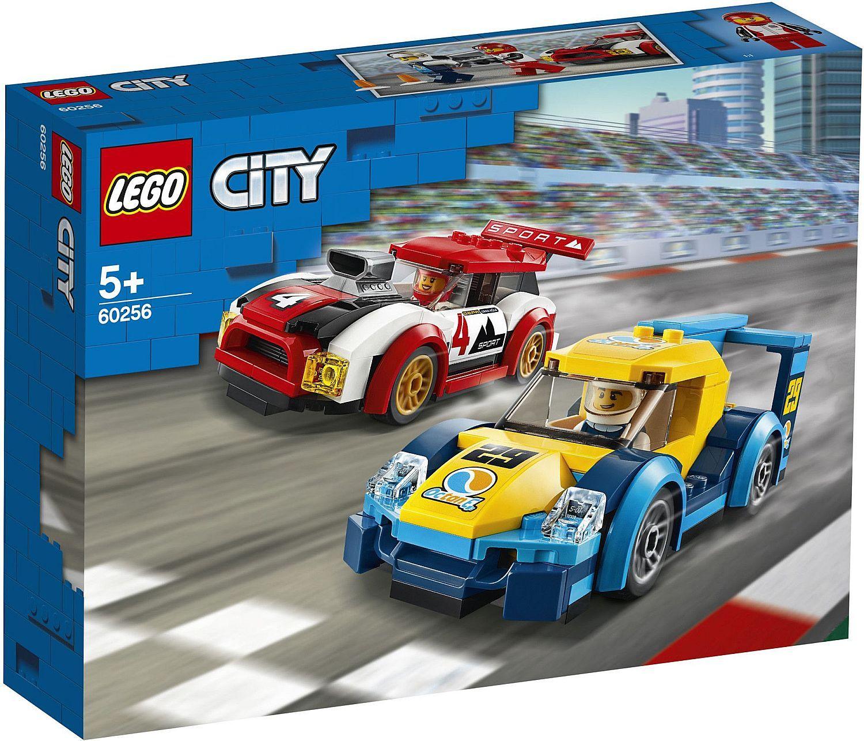 Конструктор Lego City Nitro Wheels - Състезателни коли (60256) - 1
