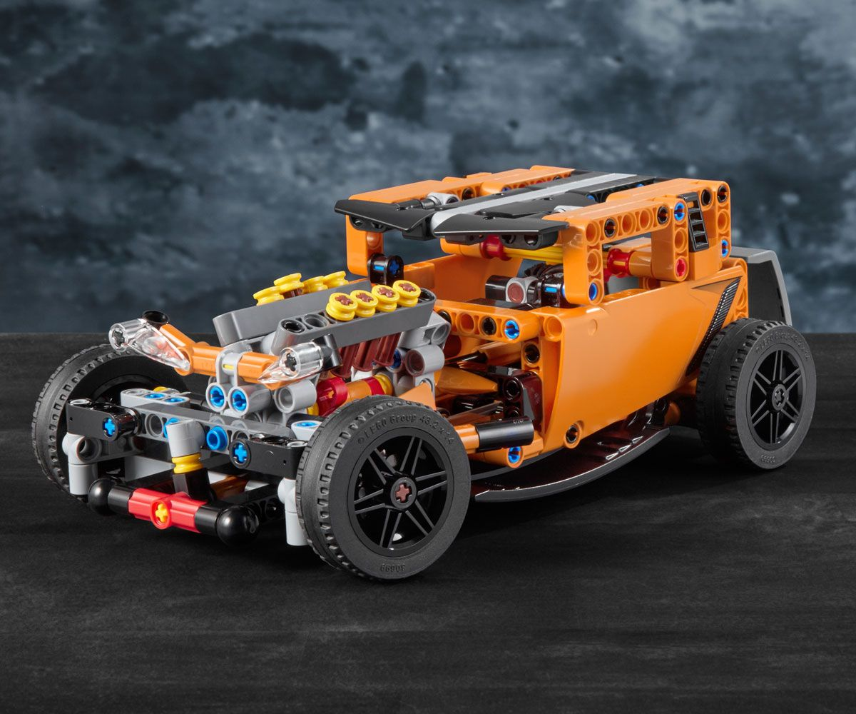 Конструктор Lego Technic - Chevrolet Corvette ZR1 (42093) - 13