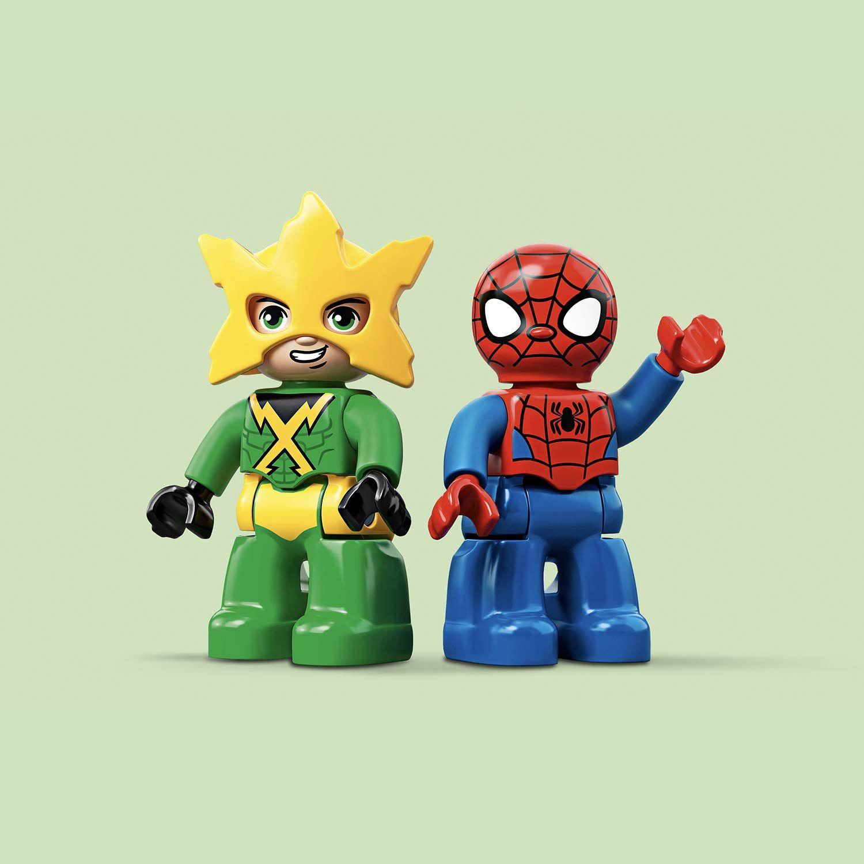 Конструктор Lego Duplo - Spider-Man срещу Electro (10893) - 4