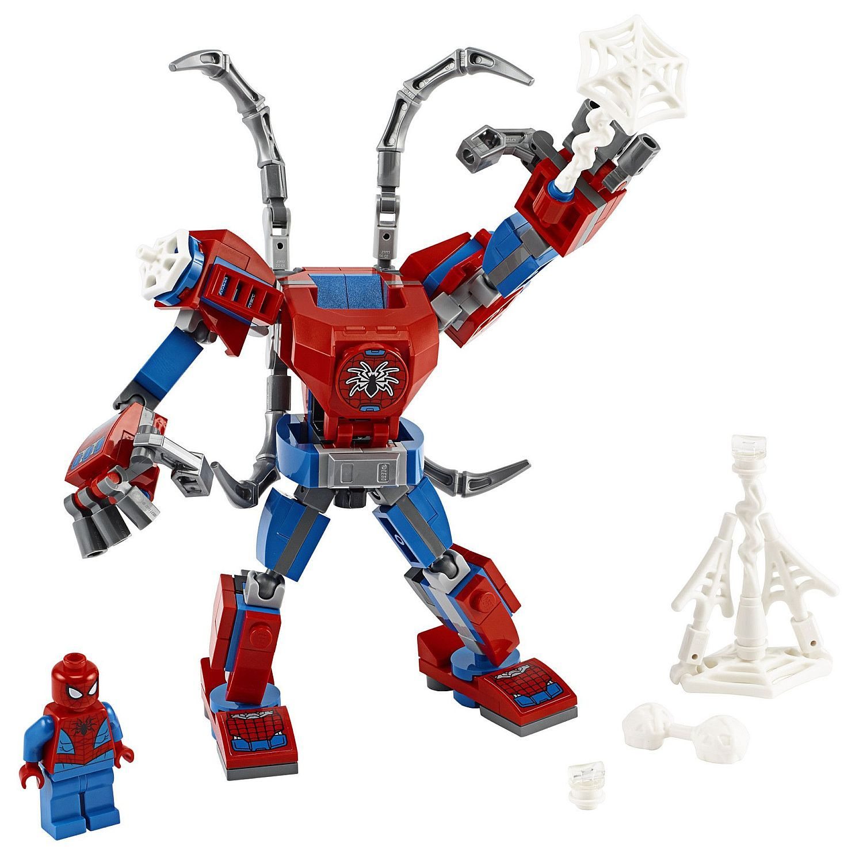 Конструктор Lego Marvel Super Heroes - Spider-Man Mech (76146) - 3