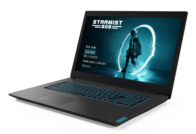 Геймърски лаптоп Lenovo IdeaPad - L340-15IRH, черен - 2