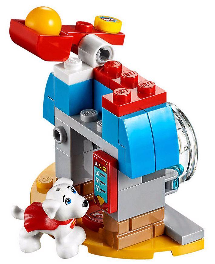 Конструктор Lego DC Super Hero Girls - Танк Лашина™ (41233) - 3