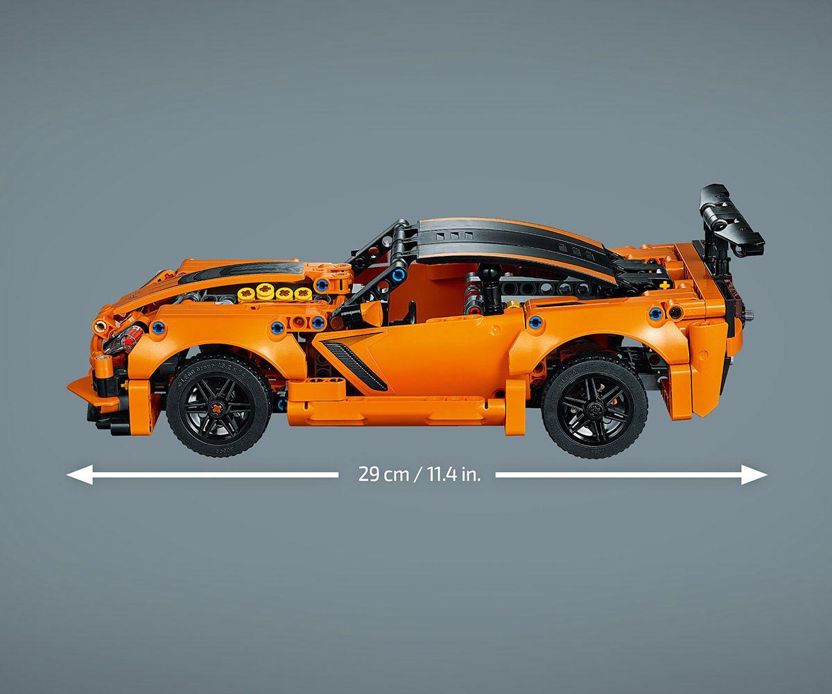 Конструктор Lego Technic - Chevrolet Corvette ZR1 (42093) - 5