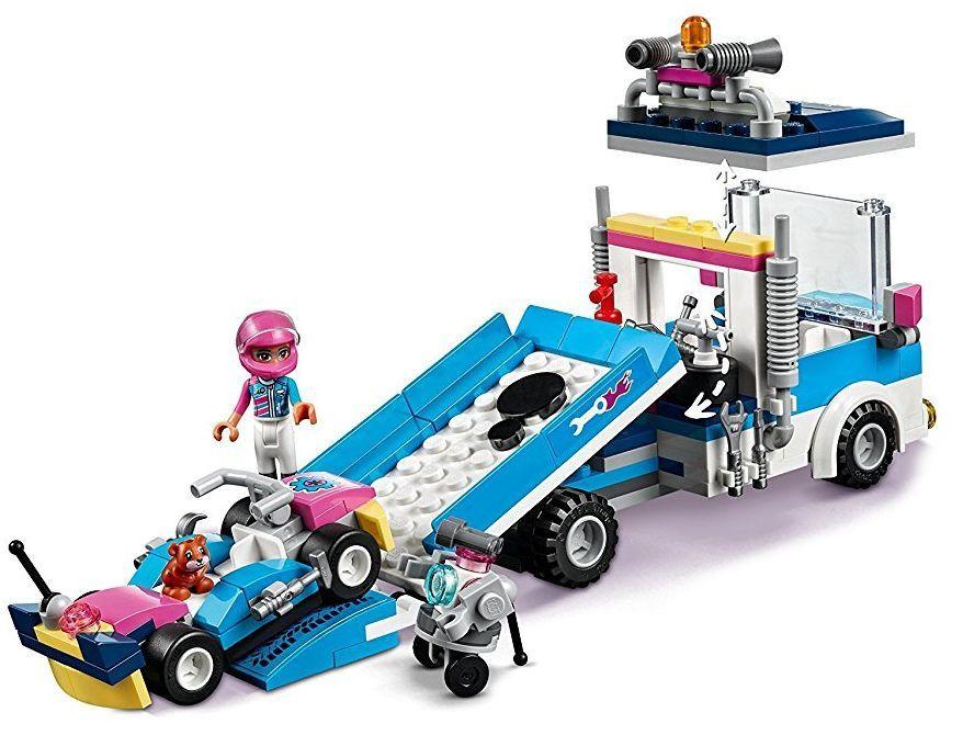 Конструктор Lego Friends - Камион за обслужване (41348) - 7