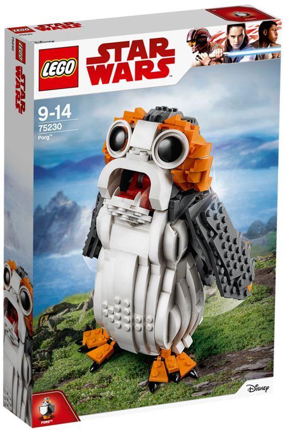 Конструктор Lego Star Wars - Porg (75230) - 7
