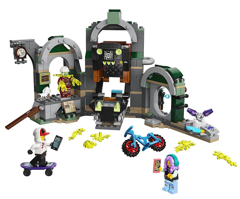 Конструктор Lego Hidden Side - Метрото в Нюбъри (70430) - 4