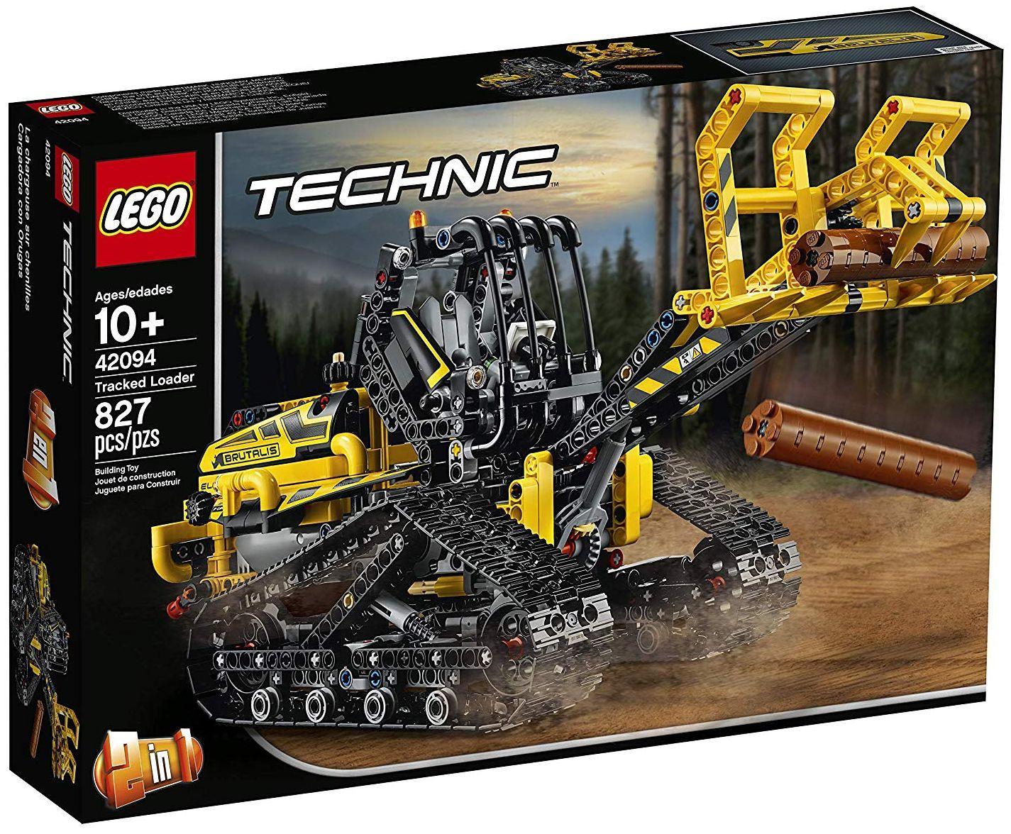 Конструктор Lego Technic - Верижен товарач (42094) - 13
