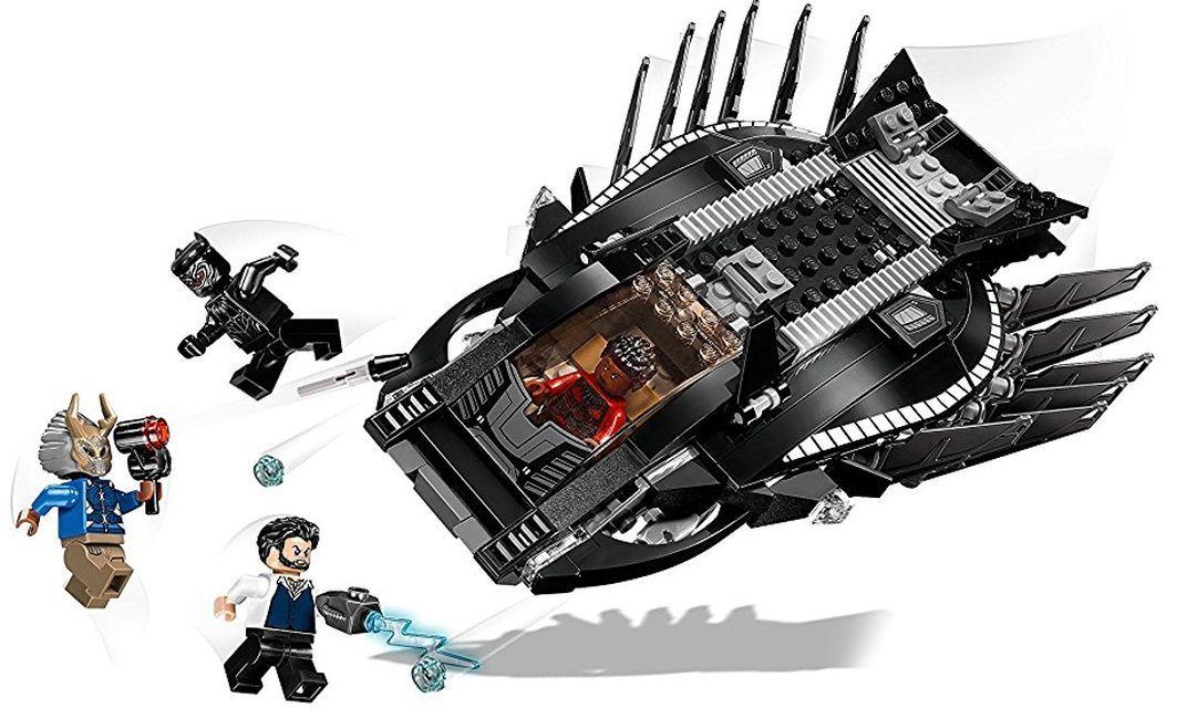 Конструктор Lego Super Heroes - Royal Talon Fighter Attack (76100) - 7